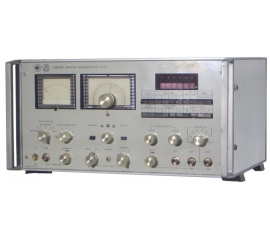 Генератор сигналов Г3-117