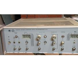 Генератор сигналов Г6-31