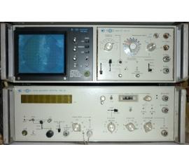 Измеритель модуляции СК4-58