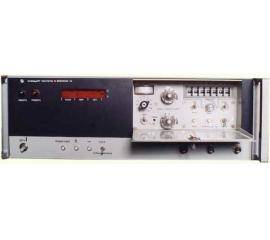Измеритель модуляции СЧВ-74
